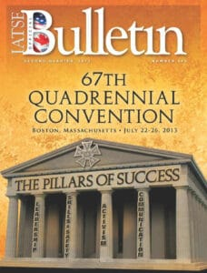 The Official Bulletin: 2013 Q2 / No. 640
