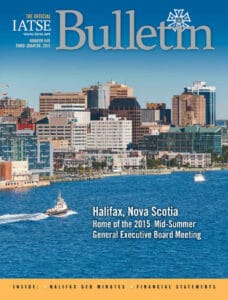 The Official Bulletin: 2015 Q3 / No. 649