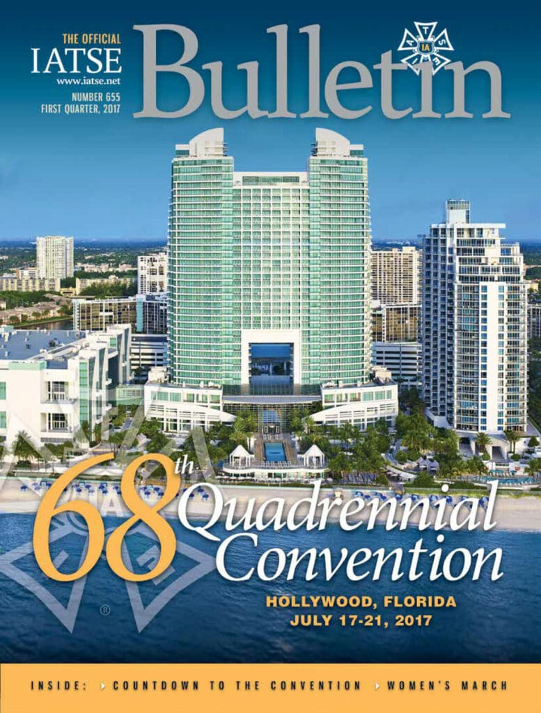 The Official Bulletin: 2017 Q1 / No. 655