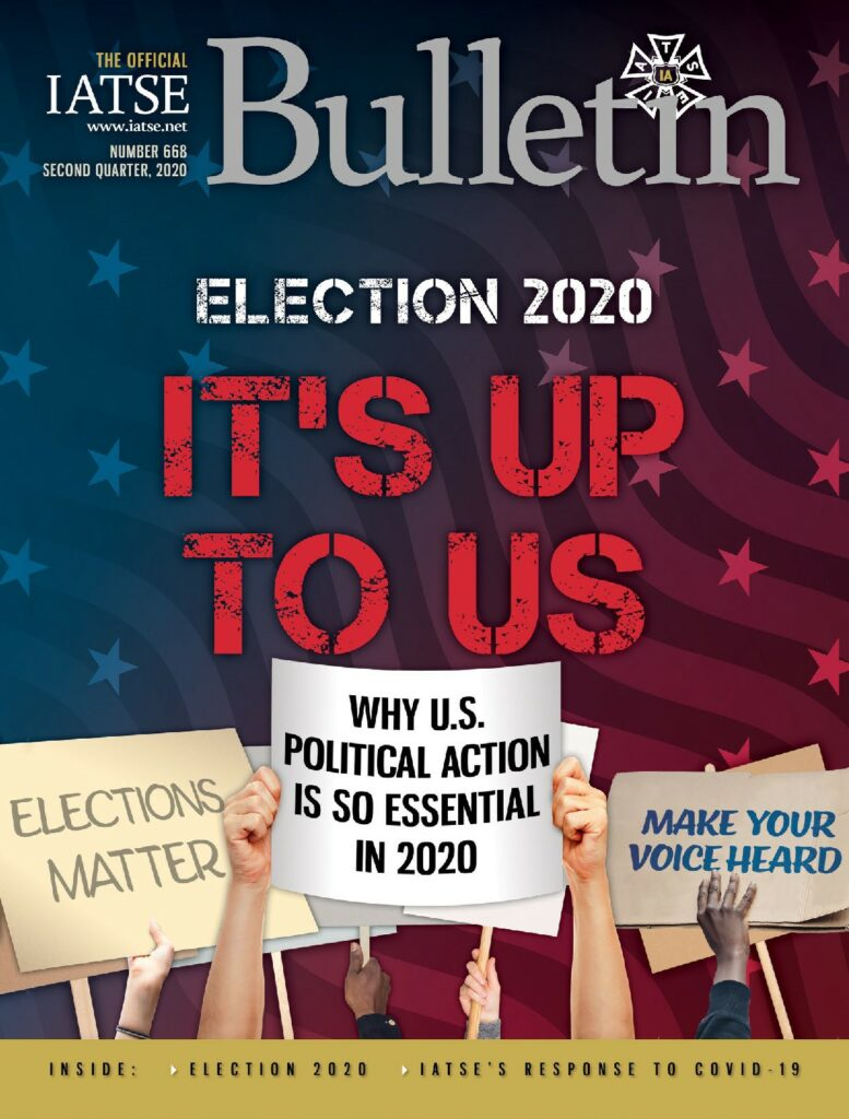 The Official Bulletin: 2020 Q2 / No. 668