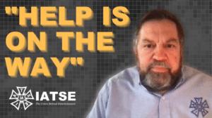 IATSE Weekly Newsletter 3/19/2021