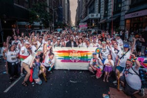IATSE Pride Parade President Loeb