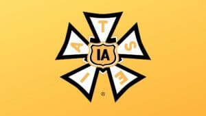IATSE logo design