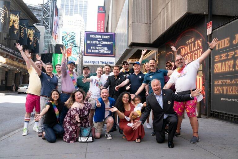 Broadway Pride
