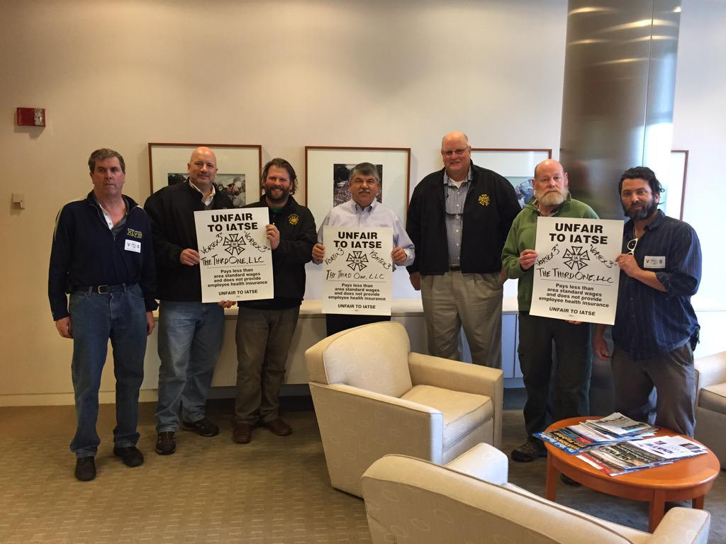 IATSE Mourns the Passing of AFL-CIO President, Richard Trumka.