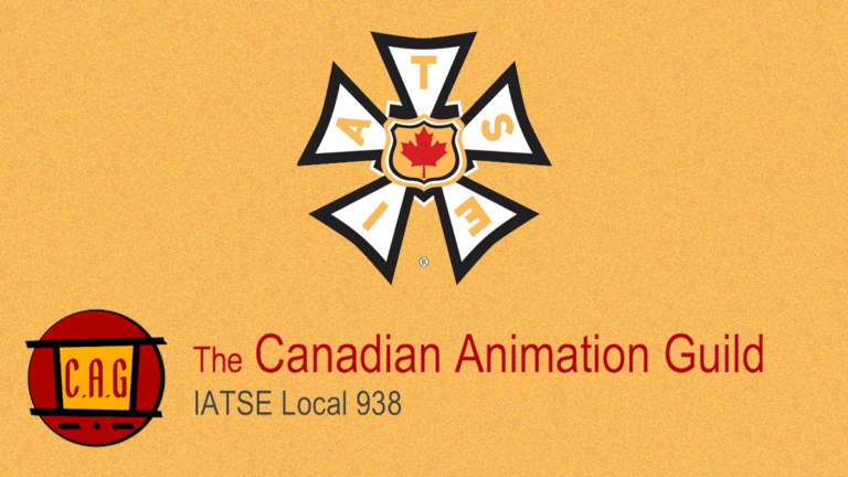 IATSE Canada and The Canadian Animation Guild
